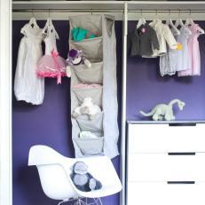 Organized Childu0027s Closet