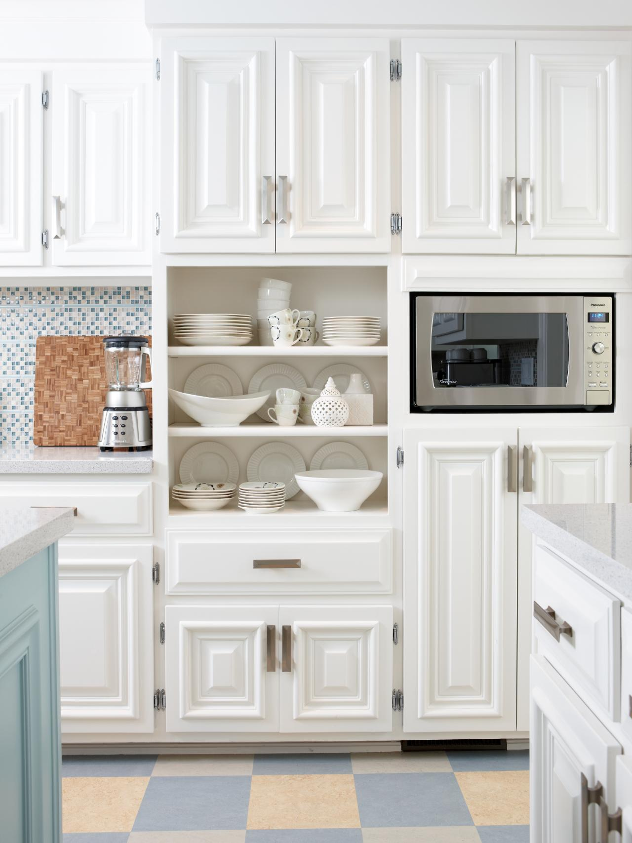 DIY Kitchen Cabinets HGTV & Do It Yourself Ideas
