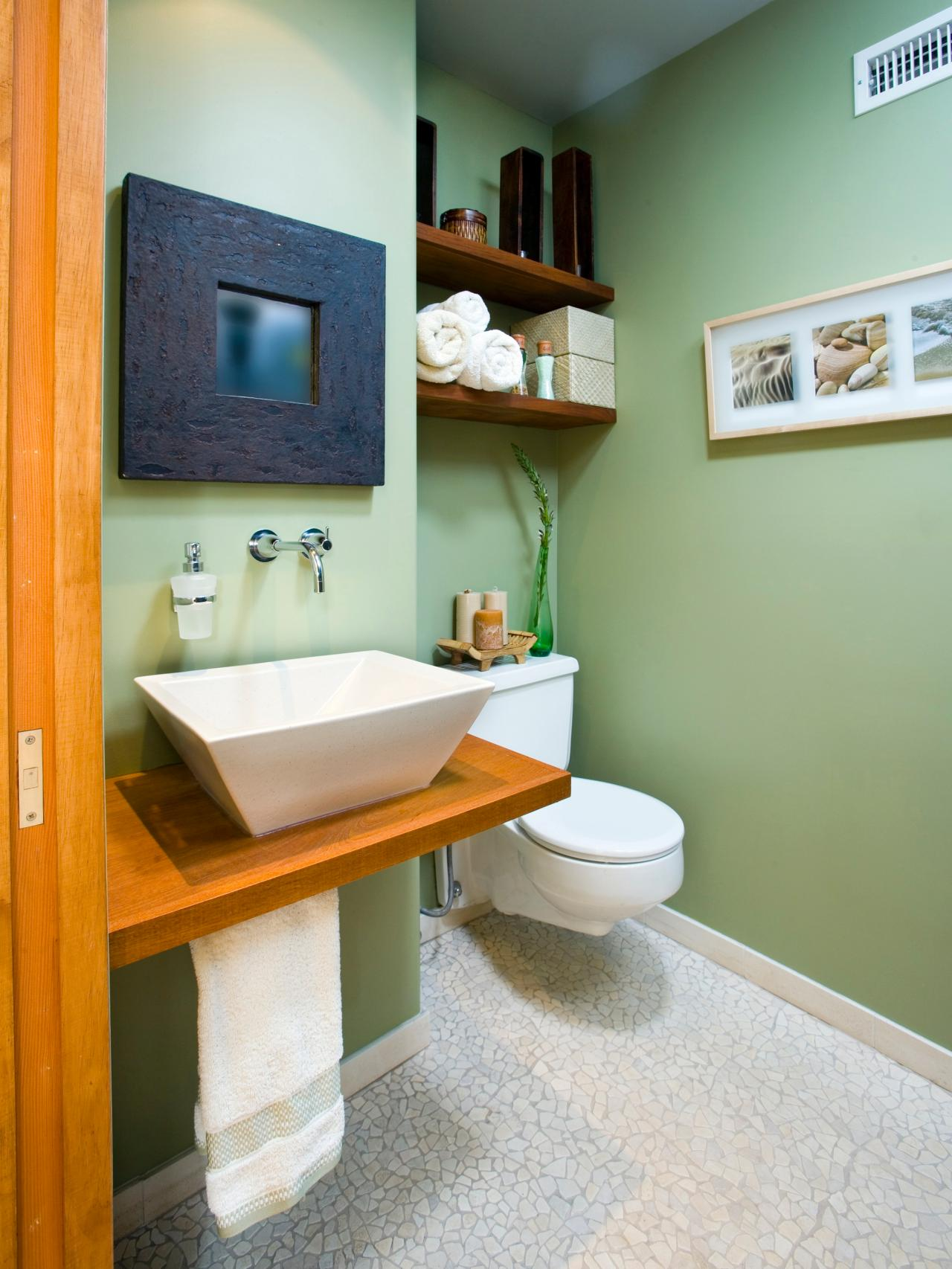 Laminate Bathroom Countertop Options | HGTV
