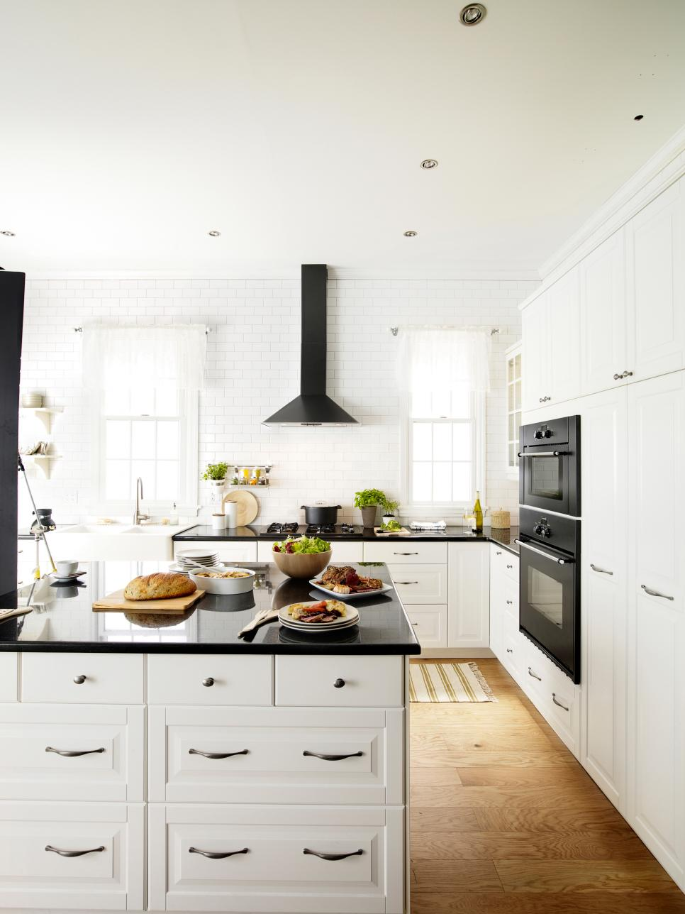 White Kitchen Floors 17 Top Kitchen Design Trends Hgtv