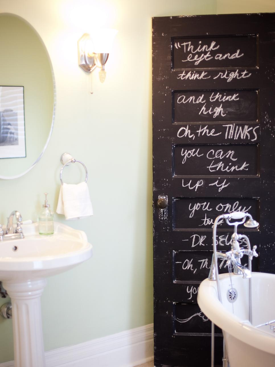 Diy Bathroom Decor Transform Your Bathroom With Diy Decor Hgtv