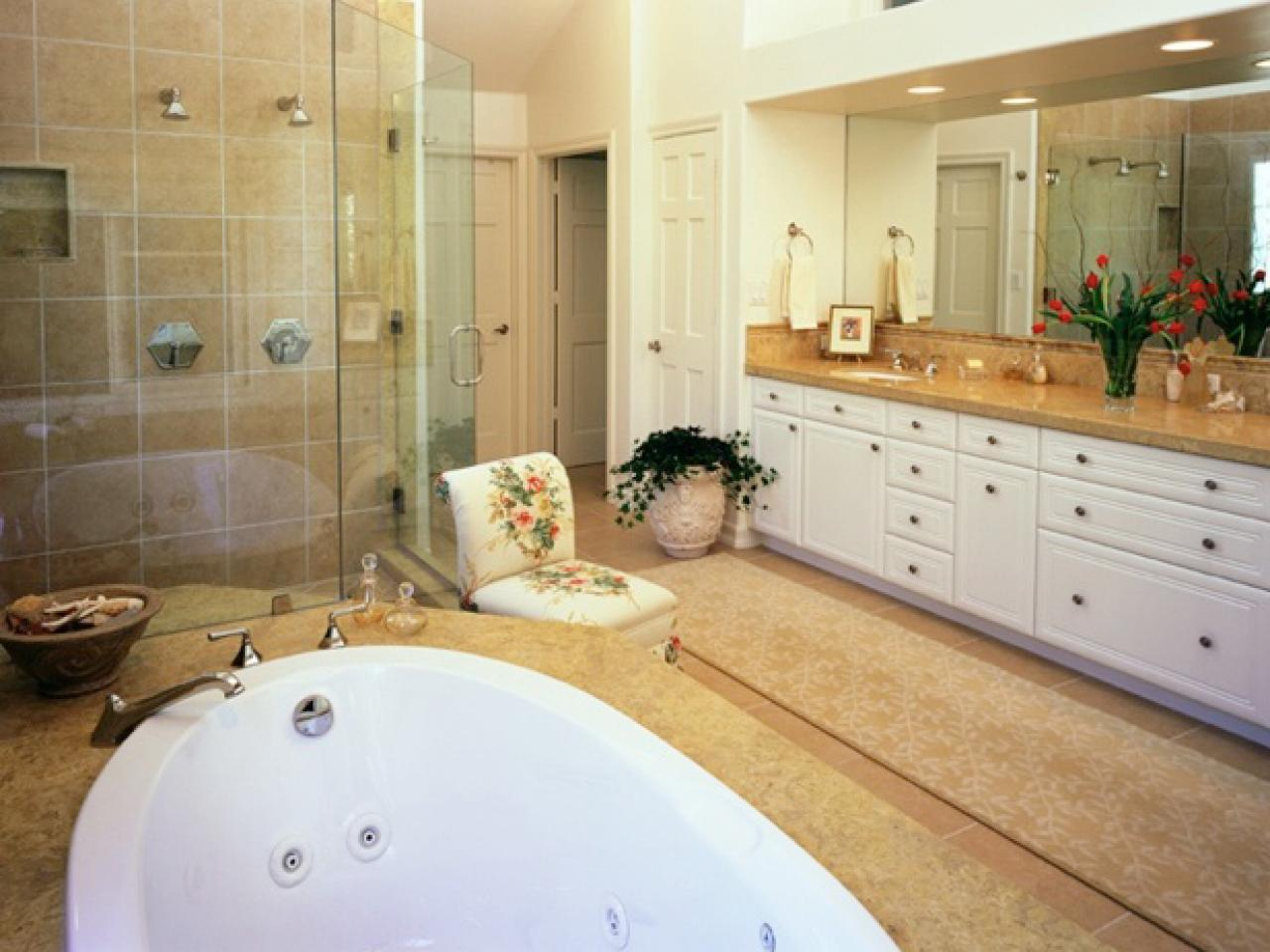12 Luxurious Bathroom Design Ideas: Bathroom Ideas & Designs