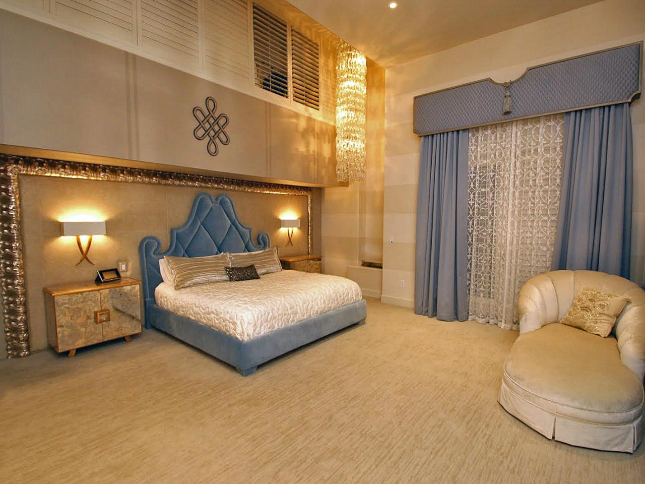 Photo page hgtv Luxury master bedrooms