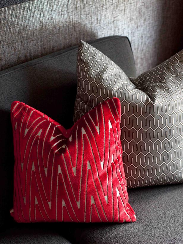 Patterned Accent Pillows