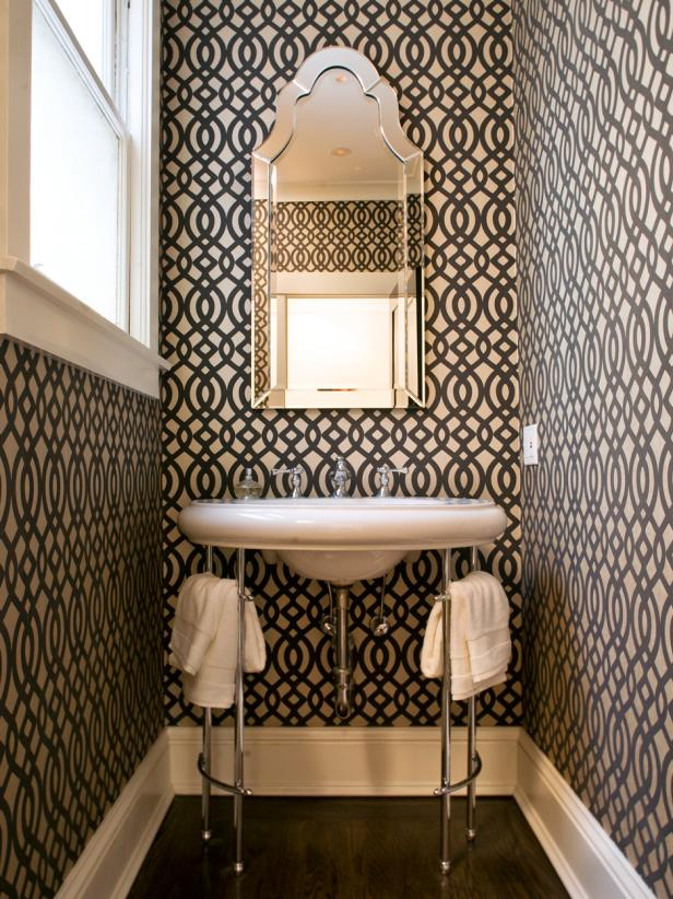 Small Bathrooms Design Magnificent 20 Small Bathroom Design Ideas  Hgtv Inspiration