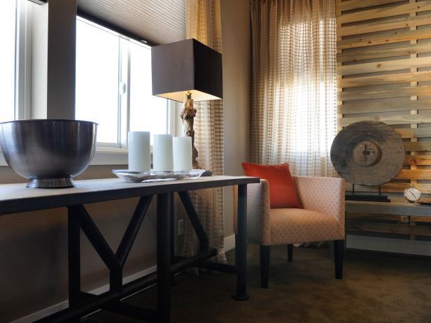 Rustic Master Suite Furnishings