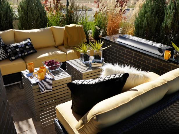 HGTV Green Home 2011: Front Patio Pictures | HGTV Green Home 2011 | HGTV