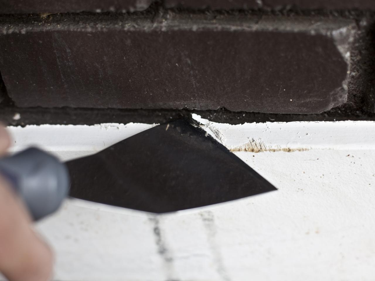 Painting The Exterior Of Your Home painting the exterior of your home exterior home painting house painting exterior painting Step 3 Remove Loose Paint