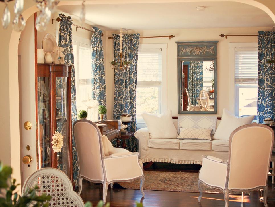 French inspired design from hgtv hgtv French style home design