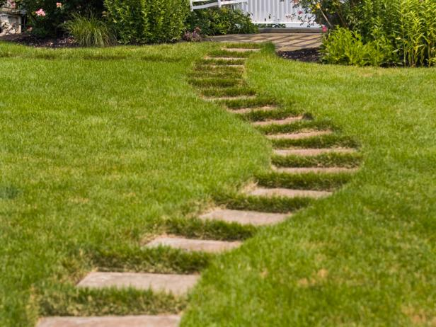 Garden Walkway Design Ideas | Hgtv