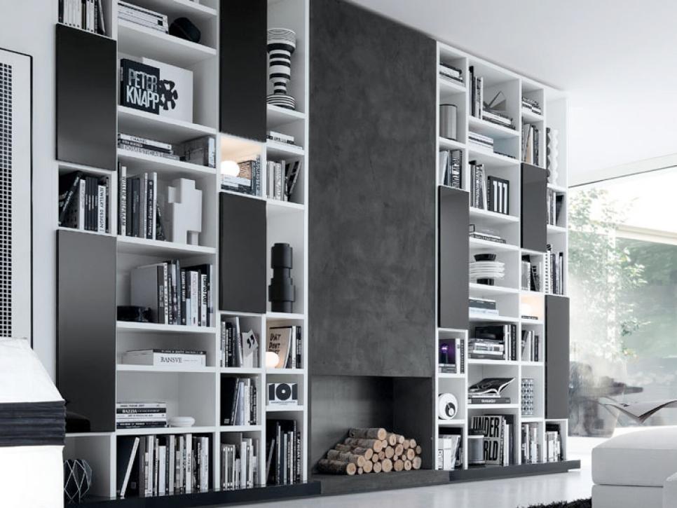 Modern Wall Shelf Ideas: Functional And Stylish Wall-to-Wall Shelves