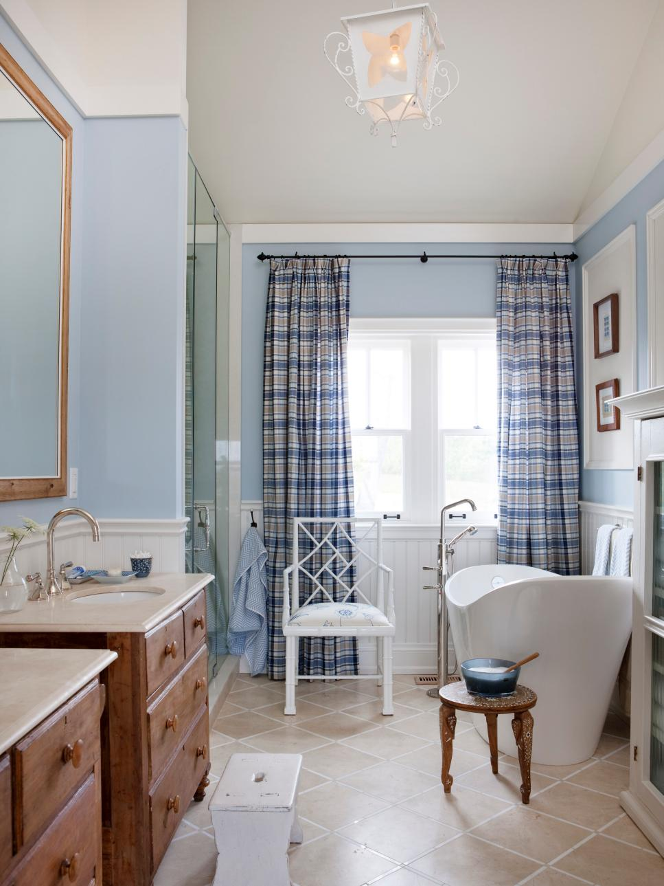 11 steps to a dream bathroom hgtv