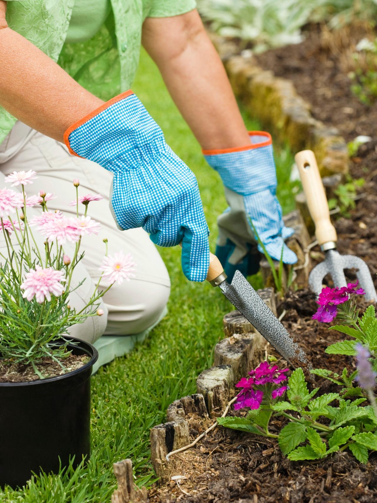 Inspirational Gardening by the Yard