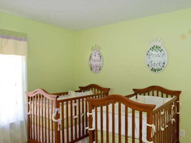 Green Traditional Shared Nursery