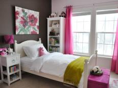 Tween Girls Room Decor Magnificent Tween Girl Bedroom Ideas  Hgtv Design Ideas