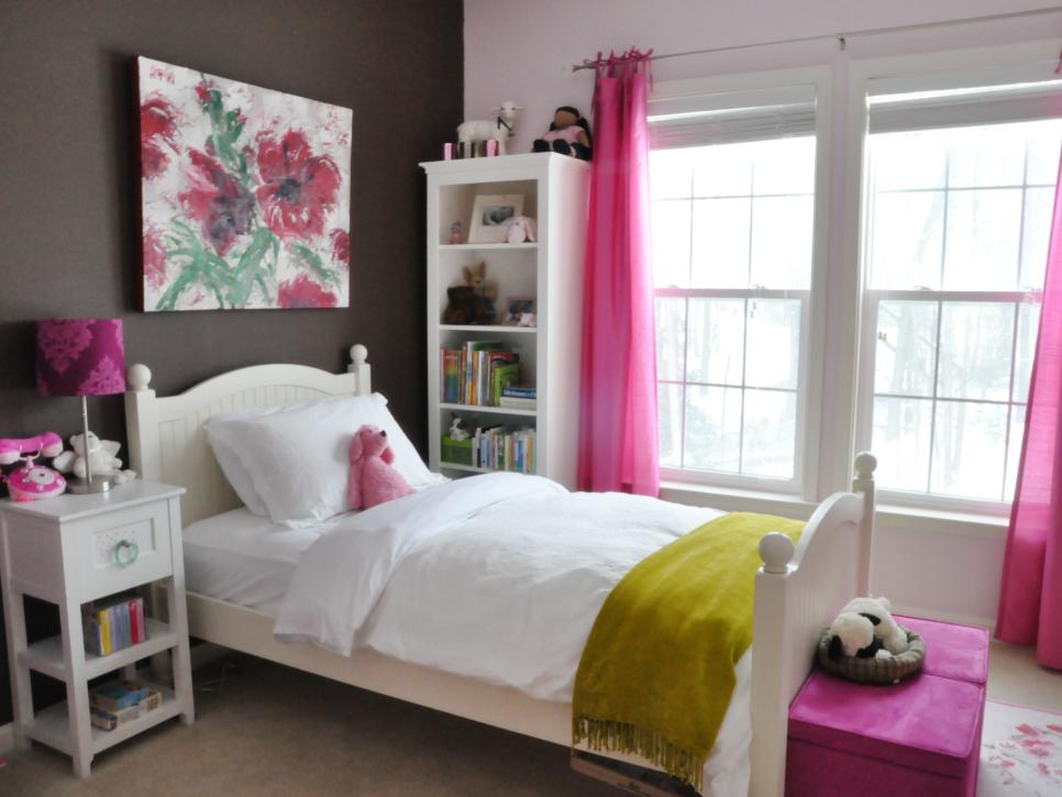 kids bedroom ideas hgtv - How To Decorate Kids Bedroom