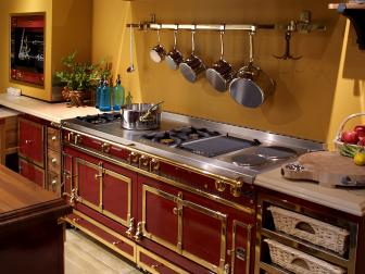 La Cornue Grand Palais Kitchen Range