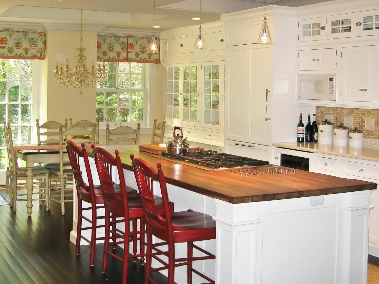 Light Fixtures For Kitchen On Kitchen Galley Kitchen Lighting Ideas Pictures & Ideas From Hgtv  Hgtv