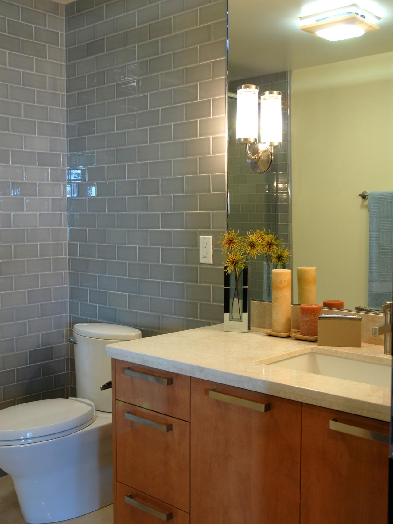 Photo page hgtv Modern bathroom tile images