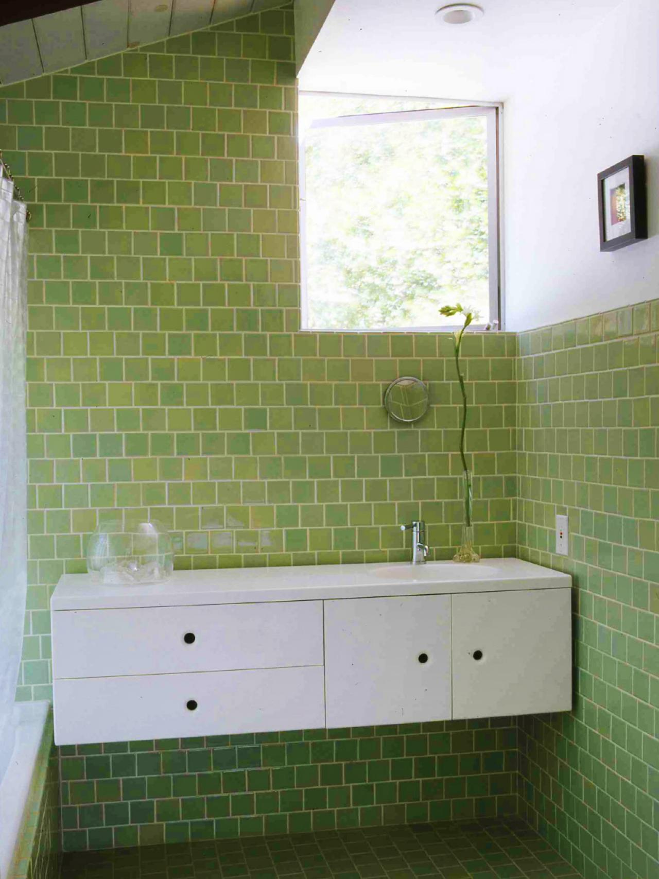 Bathroom Tiles Trends 2013 9 bold bathroom tile designs | hgtv's decorating & design blog | hgtv