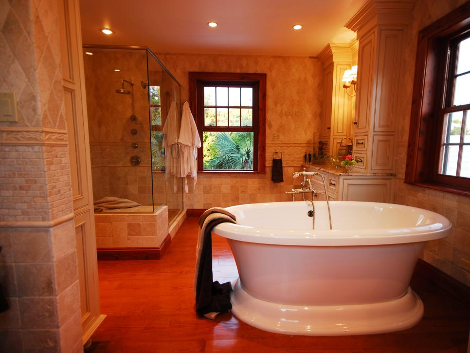 Beautiful Bathtubs pictures of beautiful luxury bathtubs - ideas & inspiration | hgtv