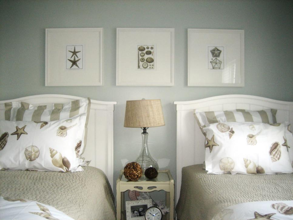 Beach decor ideas for home hgtv - Beach cottage decorating ideas ...