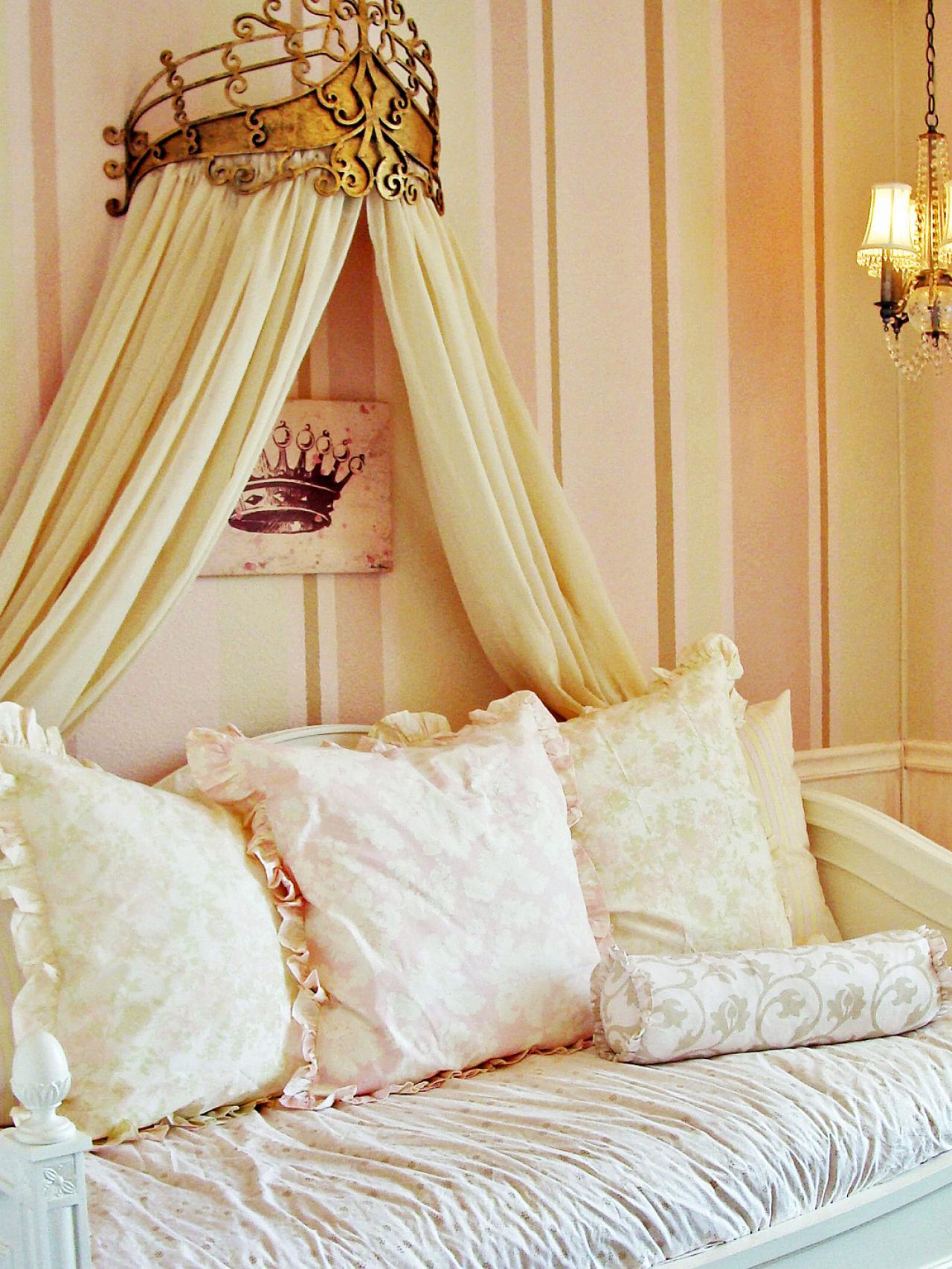 Princess Room Designs: Bedrooms & Bedroom Decorating