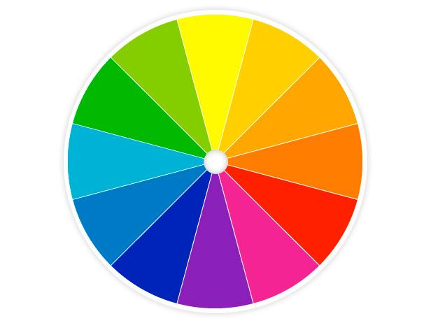 Use Color Wheel for Selecting Colors