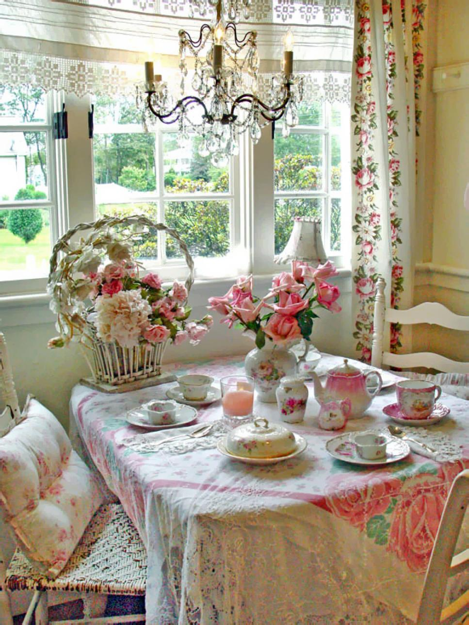 Shabby chic decor hgtv Home design ideas shabby chic