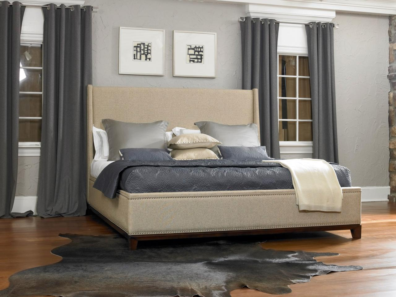 Ditch the carpet 12 bedroom flooring options bedrooms for Bedroom flooring options