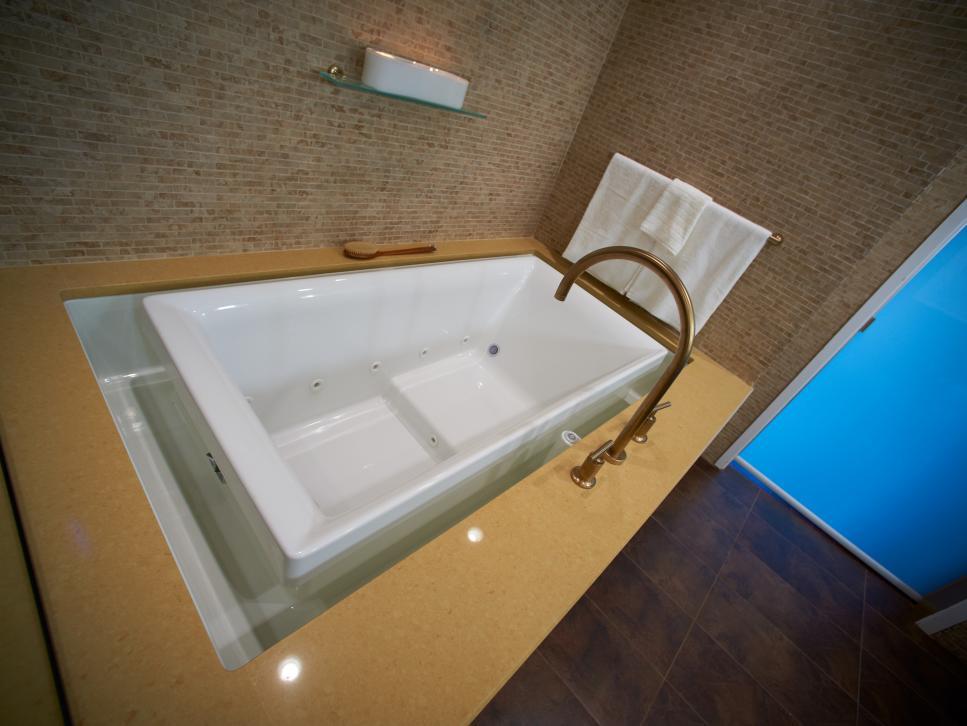 Hgtv Urban Oasis 2011 Master Bathroom Pictures Hgtv