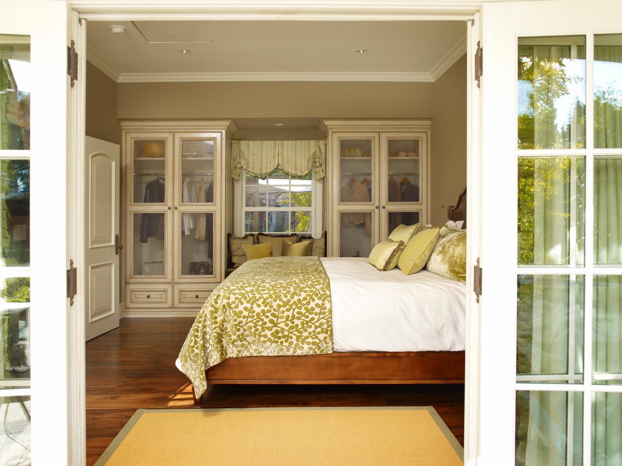 Expert Bedroom Storage Ideas HGTV - Storage for bedroom