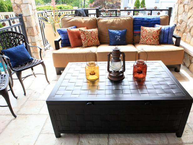 Patio Decorating Ideas Deck Designs Hgtv