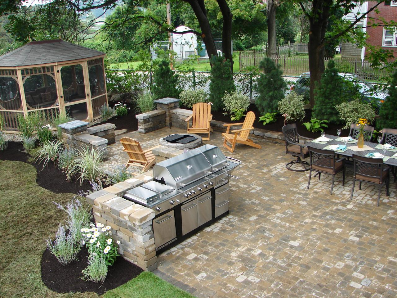 outdoor kitchen bars pictures ideas u0026 tips from hgtv hgtv