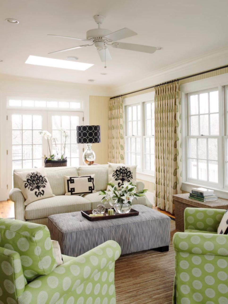 . Living Room Seating   HGTV