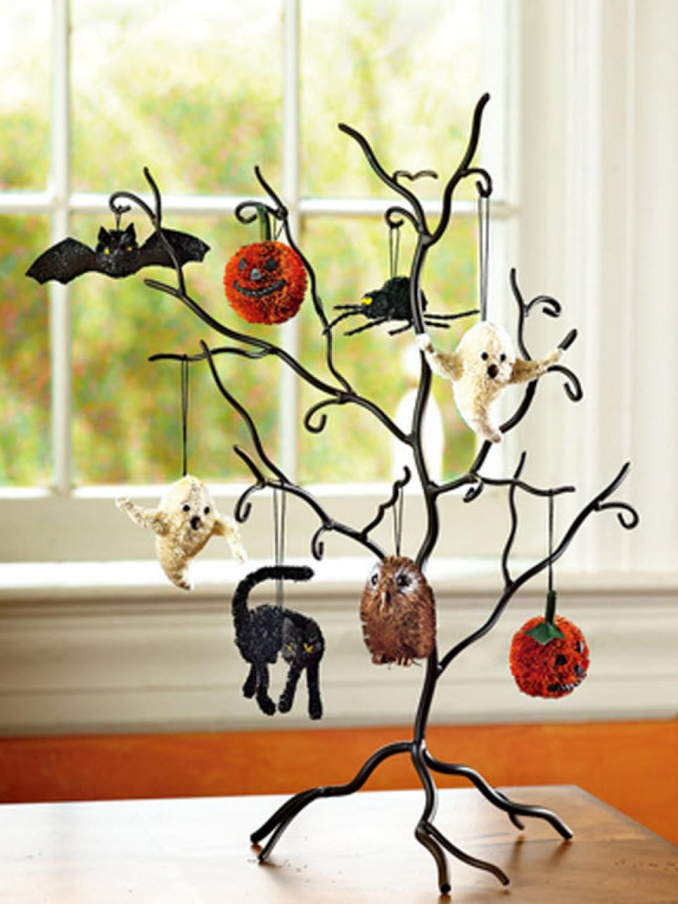 Halloween Accessories and Decorating Ideas | HGTV