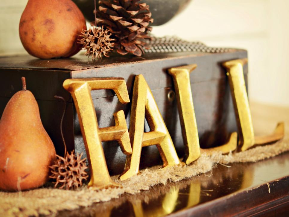 Thanksgiving Foyer Decor : Create a welcoming fall entryway hgtv