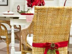 Dining Chair Embellishment