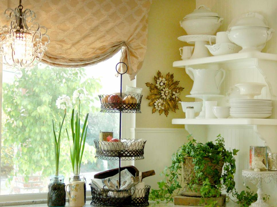 Cottage decorating ideas hgtv Natural decorating