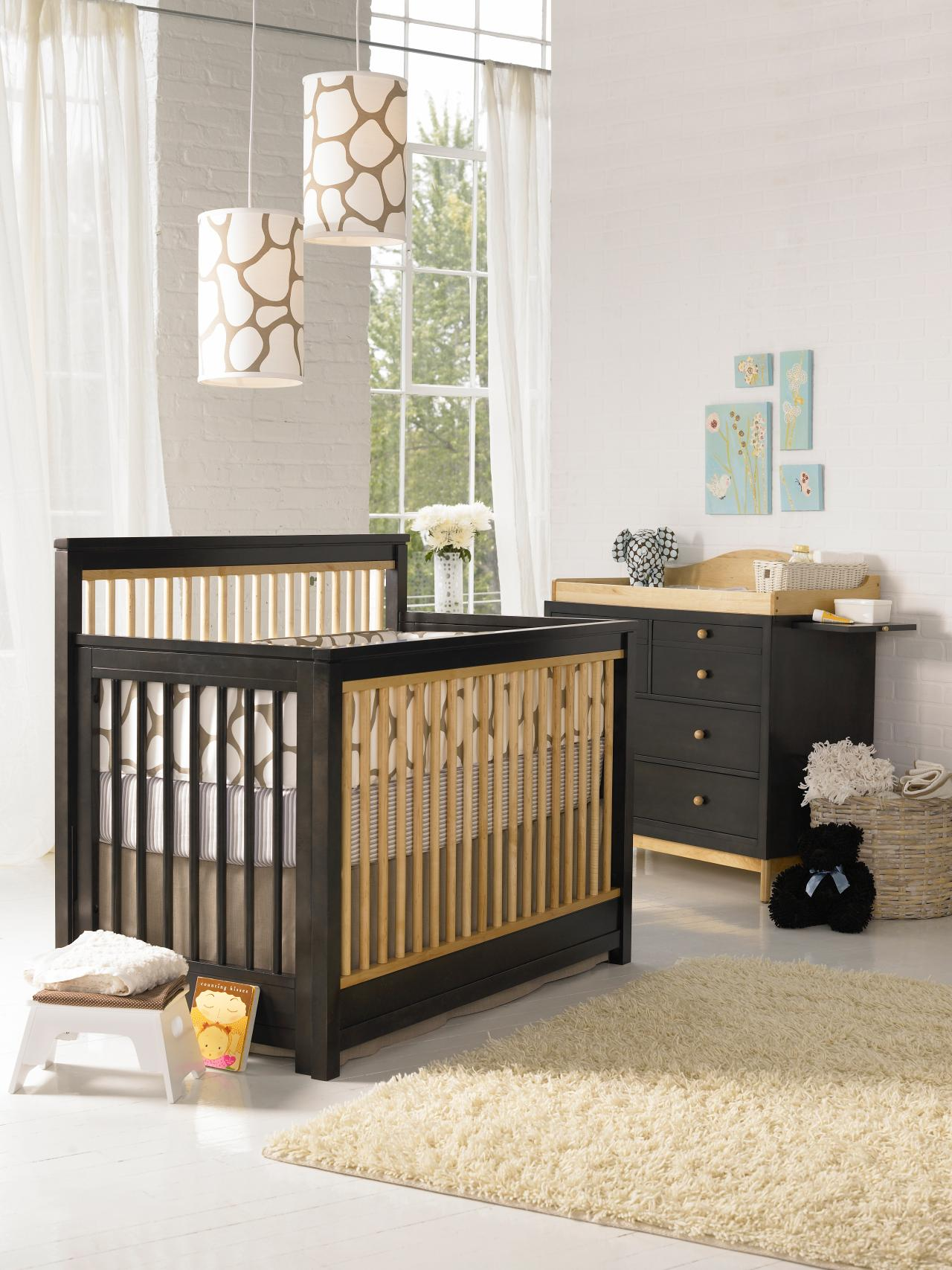 15 cool cribs for every style kids room ideas for for Baby cradle decoration ideas