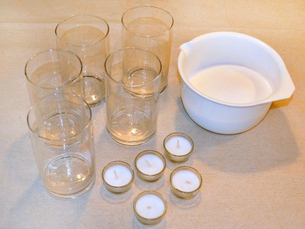 Votive Candle Supplies