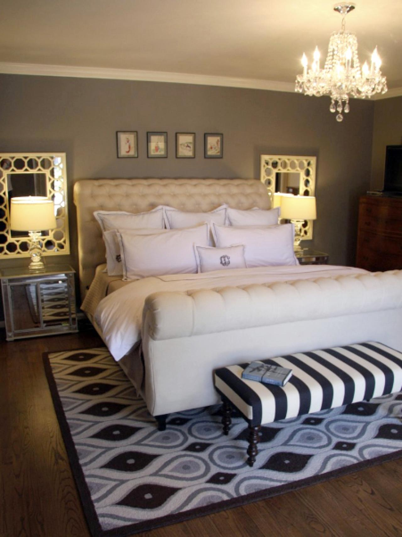 Designing the bedroom as a couple hgtv 39 s decorating design blog hgtv Master bedroom for young couple