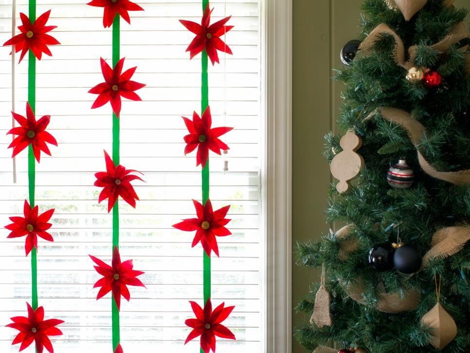 Diy Christmas Decor For Door : Diy christmas door decorations hgtv