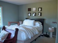 a master bedroom makeover under 150 10 photos - Colors Master Bedrooms