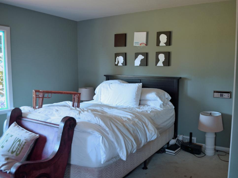 master bedroom makeover under 150 hgtv