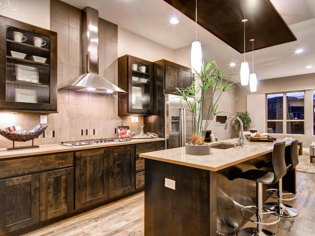 Kitchen Remodel Ideas, Plans And Design Layouts | Hgtv