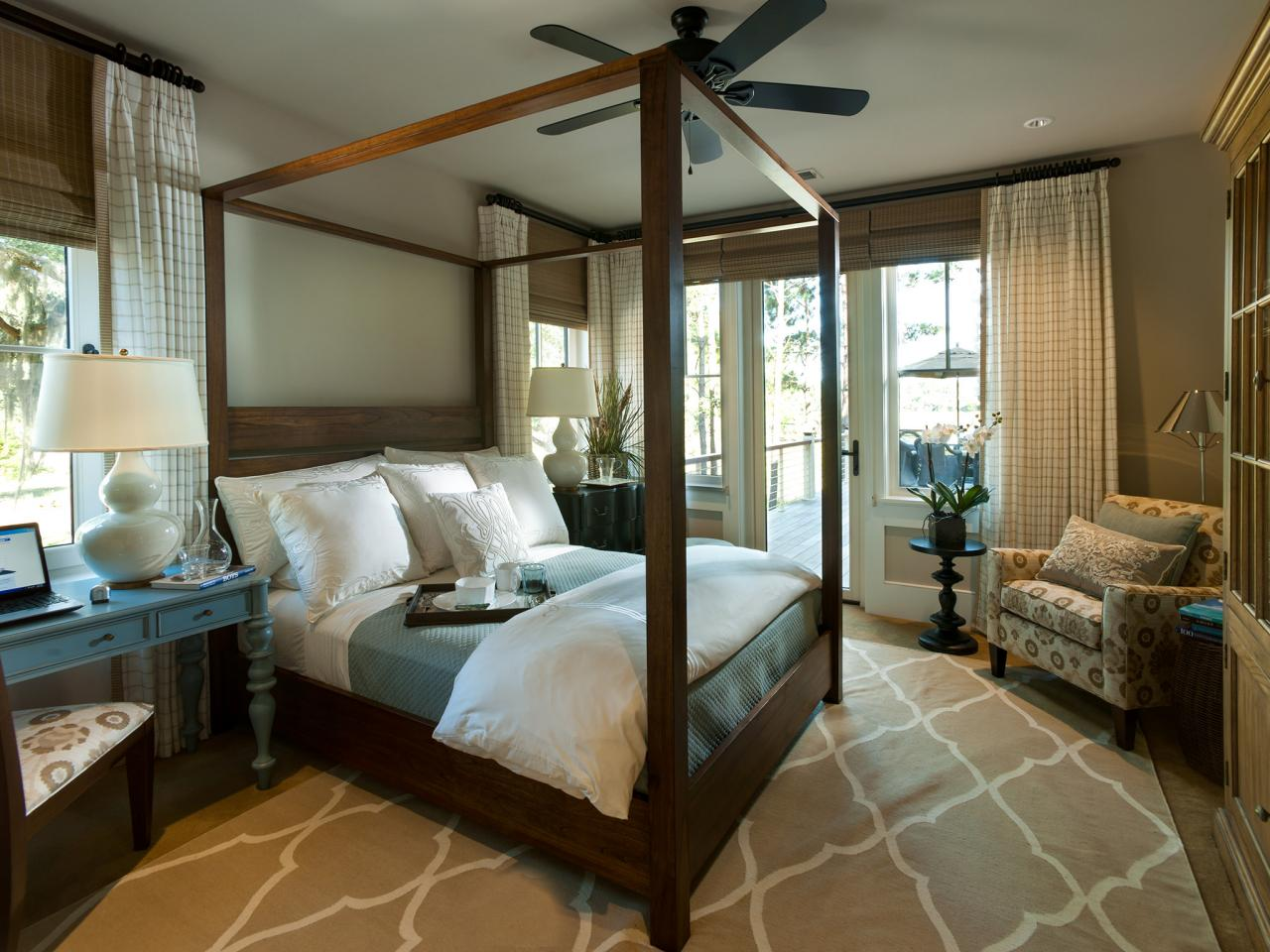 Master bedroom from hgtv dream home 2013 pictures and for Master bedrooms