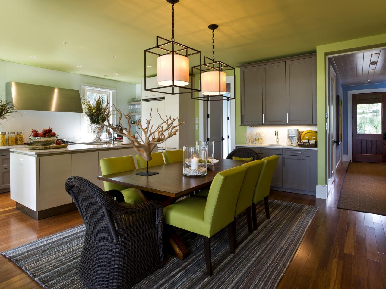 Pick Your Favorite Dining Room