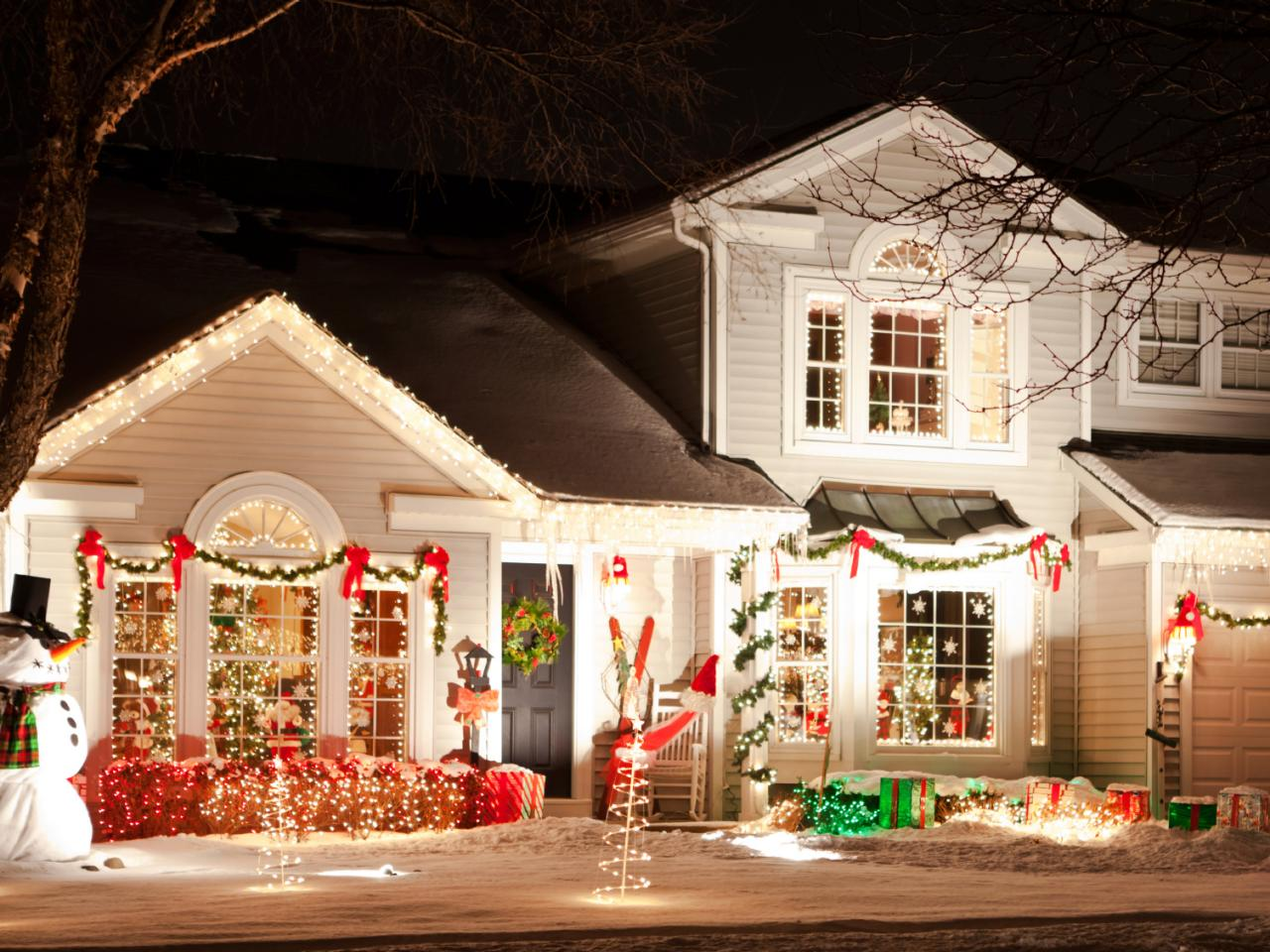 Holiday safety tips interior design styles and color for Seasonal decorations home