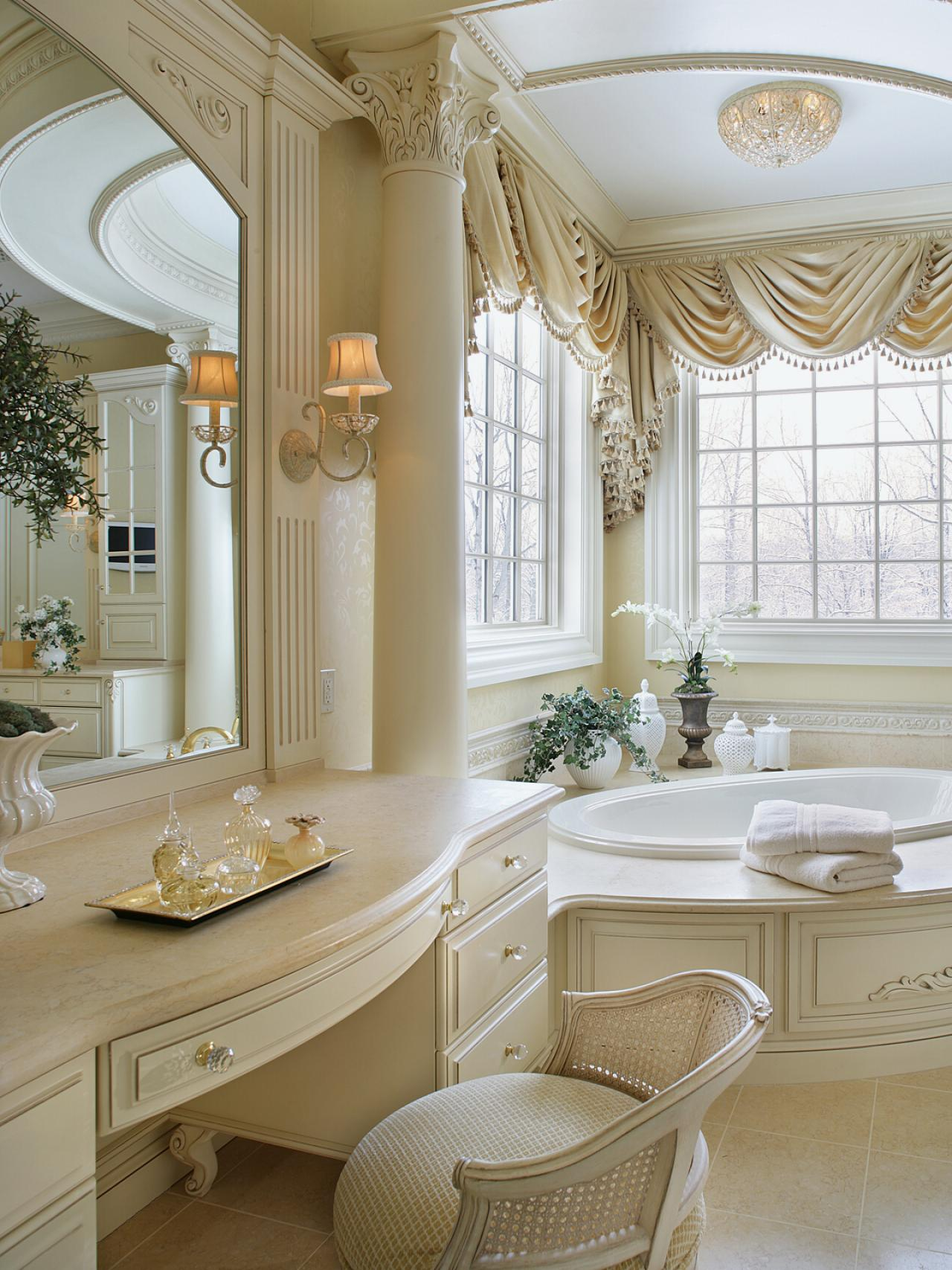 Photo page hgtv for Beautiful bathrooms